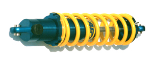 Afco Double Adjustable Shocks